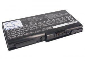 Аккумулятор для Toshiba Satellite P500 8800mAh 10.8V черный