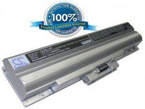 Высококачественная совместимая аккумуляторная батарея для Sony VGP-BPS13 4400mAh 11.1V серебристая Совместима со следующими моделями: SONY VGP-BPS13 VGP-BPS13/B