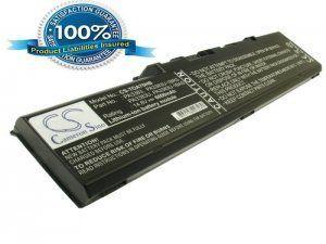 Аккумулятор для Toshiba Satellite A70 6600mAh 14.8V черный батарея