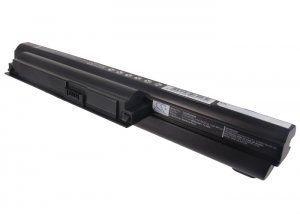 Высококачественная совместимая аккумуляторная батарея для Sony VGP-BPL22 6600mAh 11.1V черная Совместима со следующими моделями: SONY VGP-BPL22 VGP-BPS22