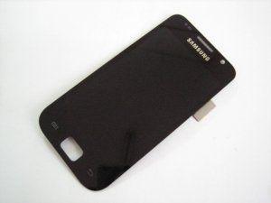 Дисплей Samsung GT-i9000 Galaxy S с черным тачскрином Бесплатная доставка Почтой России для частных клиентов! Новый 23-07-2018