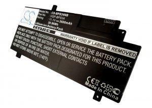 Высококачественная совместимая аккумуляторная батарея для Sony VGP-BPS34 3600mAh 11.1V Совместима с моделями: SONY VGP-BPS34 SONY F15A16 F15A16SC SVF15A16SC