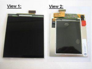 Дисплеи для КПК, коммуникаторов и смартфонов