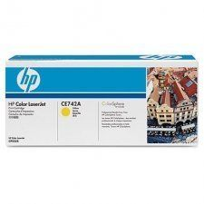 Тонер-картридж CE742A HP Yellow для CLJ CP5225 (до 7300 страниц)