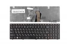 Клавиатура для ноутбука Lenovo IdeaPad G580, Z580 RU черная Совместимые артикулы: 25-201846 25-201857 25-202487 25-206417 25-206910 25010823 25201827 25201857 25201887 25202487 25206417 25206659 25206670 25206910 9Z