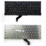 Клавиатура для ноутбука Apple MacBook Pro 13 A1425 RU черная Совместимые артикулы: TOP-100309 Новая Гарантия 6 месяцев 29-09-2017