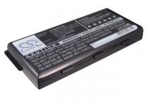 Аккумулятор для MSI A5000, CR600, CX700 6600mAh 11.1V черный Совместимые артикулы: TOP-M6200 91NMS17LD4SU1 91NMS17LF6SU1 957-173XXP-101 957-173XXP-102