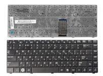 Клавиатура для ноутбука Samsung R418, R420, R423, R425, R428, R429, R430, R440, R463, R465, R468, R469, R470, RV408, RV410 серии RU черная Совместимые
