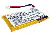 Высококачественная совместимая аккумуляторная батарея CPP-512Q, PL-64399-01 для гарнитуры Plantronics Plantronics 60000, CS, HL, HSG серии 240mAh Новая