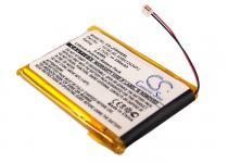 Высококачественная совместимая аккумуляторная батарея 14192-00, AHB412434PJ, CS-JPR946SL для гарнитуры Jabra Pro 9400, 9450, 9460, 9466, 9470 230mAh Новая