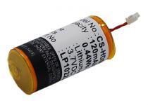Высококачественная совместимая аккумуляторная батарея LP1022L15 для гарнитуры Sony Ericsson HBH-DS970 120mAh 3.7V Новая 25-07-2018