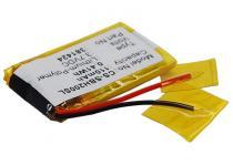 Высококачественный совместимая аккумуляторная батарея 381424 для гарнитуры Sony SBH-20 110mAh 3.7V Совместимые артикулы: 381424 CS-SBH200SL Новая 25-07-2018