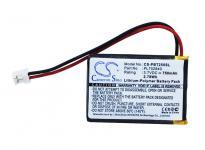 Высококачественная совместимая аккумуляторная батарея PL702840 для беспроводной колонки Philips BT2500 750mAh 3.7V Совместимые артикулы: PL702840 CS-PBT250SL