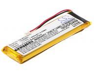 Высококачественная совместимая аккумуляторная батарея 752068PL для гарнитуры Midland BTX1, BTX2, BTNext 950mAh, 3.7V Совместимые артикулы: 752068PL CS-MTX100SL