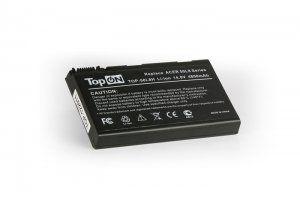Высококачественная совместимая аккумуляторная батарея для Acer Aspire 3100 4400mAh 14.8V черная Совместимые артикулы: BATBL50L8H BT.00803.015 LC.BTP01