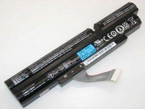 Высококачественная совместимая аккумуляторная батарея для Acer Timelinex 3830T 4400mAh 11.1V черная Совместимые артикулы: AS11A3E AS11A5E Совместимые
