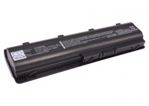 Высококачественная совместимая аккумуляторная батарея повышенной ёмкости для HP/Compaq Presario CQ32 6600mAh 10.8V черная Совместима со следующими моделями: