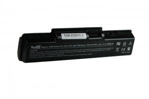Высококачественная совместимая аккумуляторная батарея повышенной ёмкости для Acer Aspire 2930 8800mAh 11.1 черная Совместима со следующими моделями: Совместимые артикулы: AS07A31 AS07A32 AS07A41 AS07A42 AS07A51 AS07A52 AS07A71 AS07A72 AS07A74 AS07A75 LC