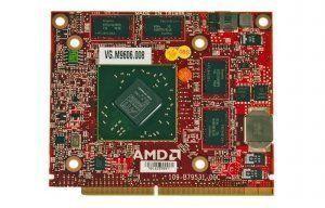 Видеокарта для ноутбука ATI Mobility Radeon HD 4670 1024MB MXM A
