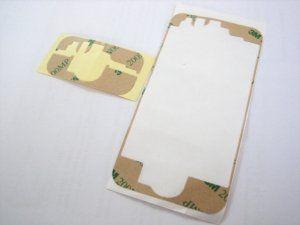 Набор наклеек для установки защитного стекла и тачскрина на рамку для iPhone 3G/3GS