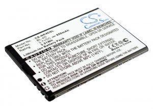 Аккумулятор совместимый BL-4D для Nokia E5 950mAh батарея