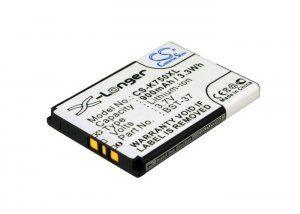 Высококачественная совместимая аккумуляторная батарея повышенной ёмкости BST-37 для Sony Ericsson K750 900mAhСовместима со следующими моделями:SONY ERICSSONBST-37SONY