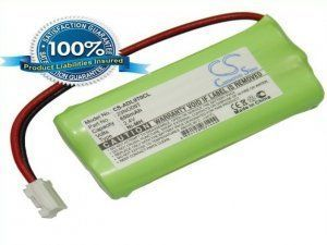 Аккумулятор совместимый 23NO09T для Alcatel Versatis 150, Audioline CDL970 650mAh батарея