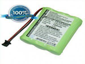 Аккумулятор совместимый 124402 для AEG BT-192 1200mAh 3.6V батарея
