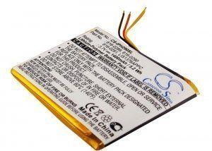 Высококачественная совместимая аккумуляторная батарея для Apple iPhone 1400mAh Совместима со следующими моделями: APPLE 616-0290 616-0291 LIS1376APPC
