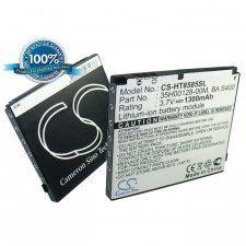Высококачественная совместимая аккумуляторная батарея BA S400 для HTC HD2/Leo/Leo 100/T8585/T9193 1300mAh Совместима со следующими моделями: DOPOD 35H00128-00M