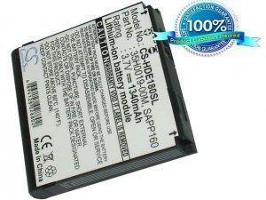 Аккумулятор SAPP160 для HTC A6161 1340mAh батарея
