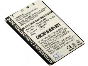 Аккумулятор 190301-0000 для Logitech Wireless DJ Music System 950mAh 3.7V батарея