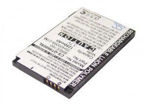 Аккумулятор BREE160 для HTC Breeze, Qtek 8600 1250mAh батарея