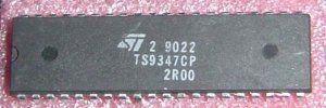 Микросхема ST TS9347CP чип