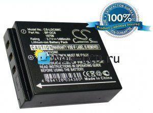 Высококачественная совместимая аккумуляторная батарея BP-DC8 для LEICA X1 1400mAhБесплатная доставка Почтой России для частных клиентов!Совместима со следующими