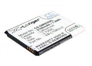 Высококачественная совместимая аккумуляторная батарея повышенной ёмкости EB-L1G6LLU для SAMSUNG GT-i9300 2100mAh 5.18Wh Совместима со следующими моделями: