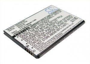 Высококачественная совместимая аккумуляторная батарея BG32100 для HTC Incredible S 1500mAh Габаритные размеры: 65.00x44.00x4.50mm Совместима со следующими