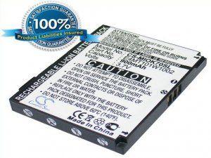 Высококачественная совместимая аккумуляторная батарея E4MT101W1002 для Mitac Mio Explora K70 900mAh Совместима со следующими моделями: MITAC 338937010173