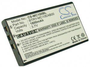 Аккумулятор BTRY-MC10EAB00 для Symbol MC1000 1800mAh батарея