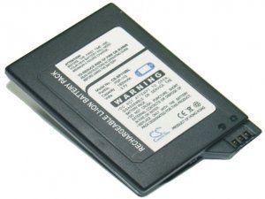 Высококачественная совместимая аккумуляторная батарея для Sony PSP-1000 1800mAh Совместима со следующими моделями: SONY PSP-110 SONY PSP-1000 PSP-1000G1