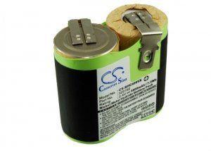 Аккумулятор 520102 для Black & Decker Classic HC400 3000mAh 2.4V батарея
