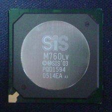 Микросхема SIS M760LV чип