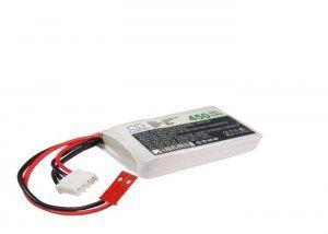 Аккумулятор для р/у игрушки 60.0x31.0x16.5мм 450mAh 11.1V батарея