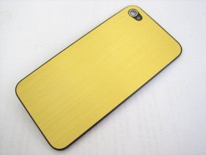 Задняя крышка iPhone 4 прозрачная Metal GoldБесплатная доставка Почтой России для частных клиентов!Новая24-10-2013