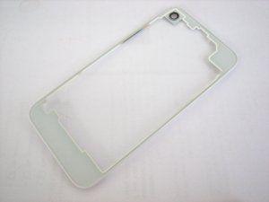 Задняя крышка iPhone 4 прозрачная белая Бесплатная доставка Почтой России для частных клиентов! Новая