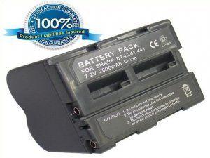Аккумуляторы для видеокамер и фотокамер