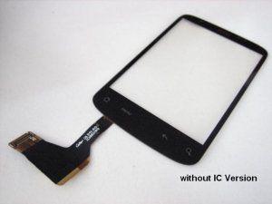 Тачскрин (touchscreen, сенсорное стекло) для HTC Wildfire A3333 G8 без чипа Бесплатная доставка Почтой России для частных клиентов! Новый Гарантия 3 месяца