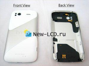 Задняя крышка HTC Sensation Z710e G14 белая Бесплатная доставка Почтой России для частных клиентов! Новая 20-09-2017