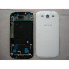 Корпус Samsung Galaxy S3 III GT-i9300 белый