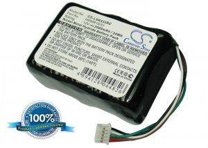 Аккумулятор HRMR15/51 для Logitech HRMR15/51 2000mAh 12.0V батарея